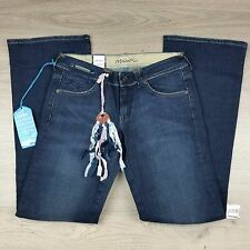 Mavi Womens Jeans Leann Low Rise Slouchy Leg Size 25/32 NWT RRP $149 (A68)