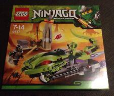 LEGO 9447 Ninjago lashas Morso CICLO Mini Figure Set Nuovo Di Zecca Sigillato