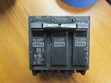 General Electric Circuit Breaker 100 Amp 3 Pole Thqb320100 . Vs-725