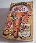Mattel Shootin Shell Fanner Empty Box Frontier Single Holster Set 1958 Type Read