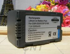 Battery for Panasonic NV-DS11 NV-DS25 NV-DS27 CGR-D16S