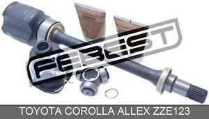 Inner Cv Joint Right 23X35X20 For Toyota Corolla Allex Zze123 (2001-2006)