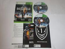 Battlefield 3 (Xbox 360, 2011)