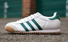 adidas rom white green gum 10.5 uk bnibwt . unworn