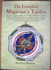 The Complete Magician's Tables, by Stephen Skinner - 0954763971