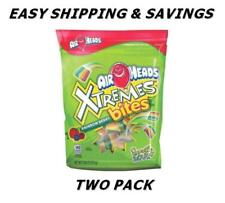 Airheads Xtreme Rainbow Berry Bites 9 oz TWO PACK PER ORDER EASY SHIPPING