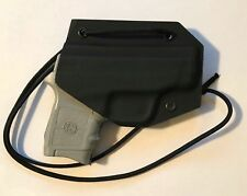 Kydex Neck Holster Fits Smith & Wesson Bodyguard .380/ Handmade
