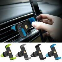 360° Rotating Universal Car Smat Cell Phone Holder Air Vent Mount Cradle for GPS