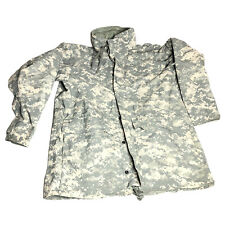 US Army ACU Gore-Tex Tactical Military Cold Weather Parka Size Medium Regular