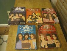 Charmed DVD Sets - Seasons 1, 2, 4, 5, & 6