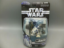 Star Wars The Saga Collection #10 R2-D2 (Battle of Hoth) Action Figure