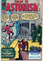 Tales to Astonish #45 CBCS raw grade 6.5