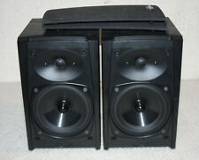 Boston Acoustics CR65 Stereo Speakers with MagnaGuard Magnetic Shielding 8 ohms