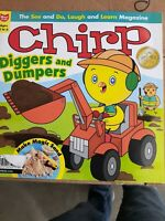 Chirp diggers & dumpers ages 3-6