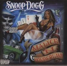 SNOOP DOGG - MALICE N WONDERLAND - CD NUOVO
