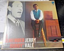 Jerry Vale - I Remember Buddy - Columbia - CL 1114 - Vintage Advertising