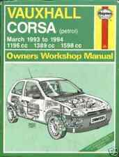 Haynes Peugeot 206 Service Repair Workshop Manual 2002 to 2006 Petrol Diesel