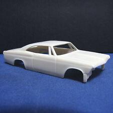 Jimmy Flintstone HO Scale '65 Chevy Impala Resin Slot Car Body - Fits 4 Gear  #6