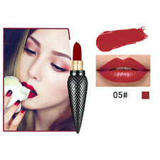 Long Lasting Moisturizing Lipsticks Fashion Crown Black Necklace Lip Stick #05