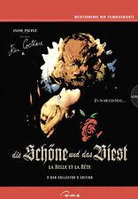 DIE SCHÖNE UND DAS BIEST - Klassiker - 2 DVDs *NEU*OVP