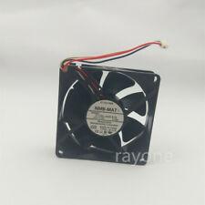 NMB-MAT 3110KL-04W-B79 DC12V 0.38A 80*80*25MM 8CM 3Pin Cooling Fan