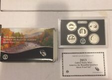 2013-S 25C National Parks - Silver DC (Proof)