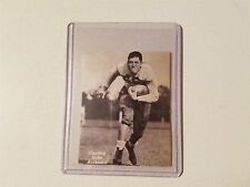 Charley Holm  University of Alabama 1938 Football Pictorial Roto-Panel