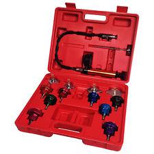 Radiator Pressure Tester Leak Detection KIT  14 Piece FREE DELIVERY