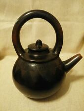 Sasak Pottery Earthenware Tea Pot  Handmade in Indonesia