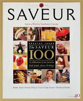 SAVEUR Magazine Number 40 January/February 2000  (910-17)