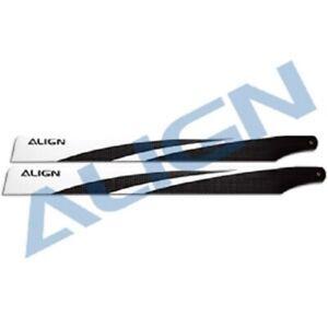 Align T-Rex 470L 380 Carbon Fiber Blades - HD380AT