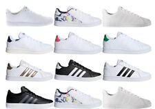 Scarpe da ginnastica per bambino bambina Adidas sneakers casual basse bianche