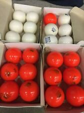 FIELD HOCKEY BALLS CHINGFORD LONGSTRETH NFHSO MADE IN ENGLAND 13 BALLS TOTAL