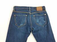 Baldwin Denim The Henley Classic Slim Buttonfly Selvedge Mens Jeans Pants sz 29