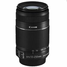 Canon EF-S 55-250mm f/4.0-5.6 II IS Lens