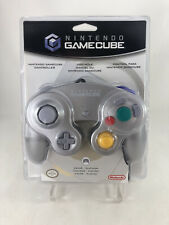 New Original Nintendo GameCube Controller Official Silver Sealed *Fast Ship! G1