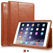 KAVAJ iPad Air 2 Ledertasche Case Huelle Berlin fuer das iPad Air 2 cognac