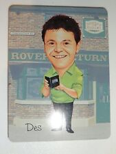 Coronation street fridge magnet - Des