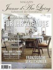 Jeanne d' Arc Living Magazin 3 / 2021 Shabby Chic Vintage Industrie Style