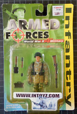 WW2 1:18 GERMAN INFANTRYMAN SOLDIER ARMED FORCES FIGURE- MISB - INTOYZ.COM