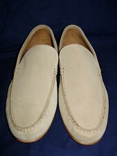 MOCASSINI UOMO SCAMOSCIATO ROMANO MARTEGANI - 41 US 7 SUEDE LOAFERS MEN'S SHOES