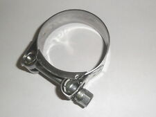 STAINLESS SILENCER CLAMP  for SUZUKI SV650