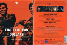 DVD R2 THE HILLS RUN RED UN FIUME DI DOLLARI Henry Silva Spaghetti Western NEW