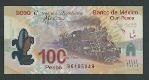 MEXICO 100 PESOS 2007   P- 128 UNC