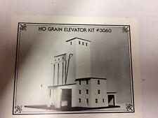 HO/HON3 SUNCOAST MODELS # 3060 MODERN GRAIN ELEVATOR CRAFTSMAN KIT, NIB