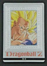 Dragon Ball Z Hero Collection Part 4 PC-41 Platina Card DBZ BANDAI 1995