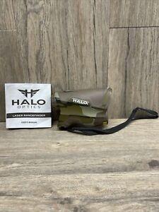 Halo Optics XR750 Laser Range Finder Monocular Mossy Oak Bottom Lands