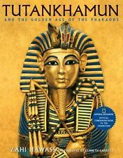 Tutankhamun and the Golden Age of the Pharaohs : Official Companion-ExLibrary