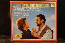 P. Mascagni - Cavalleria Rusticana / Sinopoli   1 CD-Box