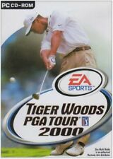 Tiger Woods PGA Tour 2000 PC CD - New & Sealed